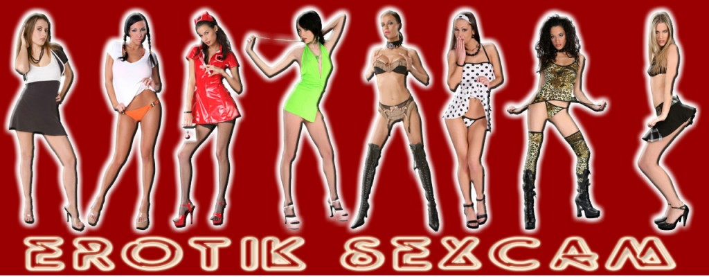 Sexy Sexcam Girls aus dem Erotik Chat