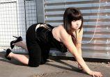Chatgirl beim Rollenspiel